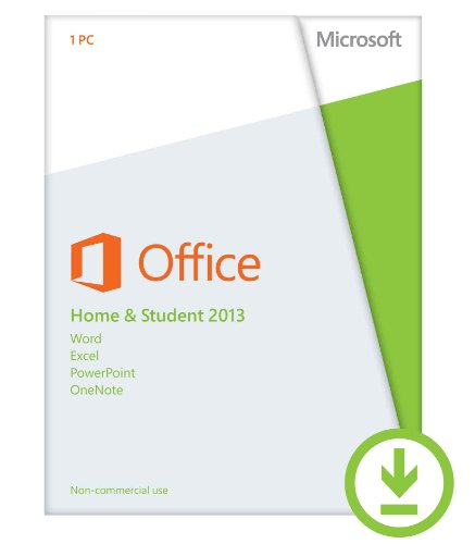 Office Home and Student 2013 (1PC/1User) [Download]